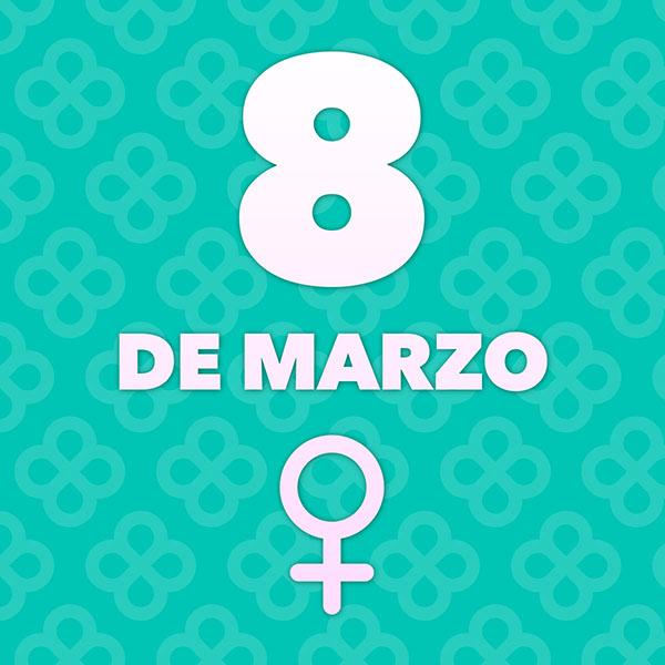 dia internacional de la mujer - nubcbd 01